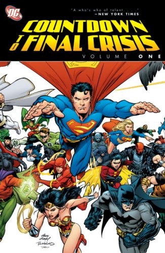 Image for Countdown to Final Crisis, Vol. 1