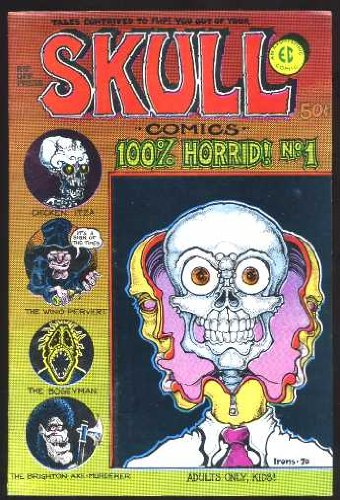Image for Skull Comics #1