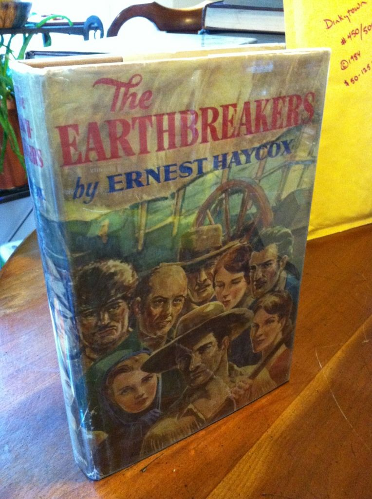 Image for The Earthbreakers