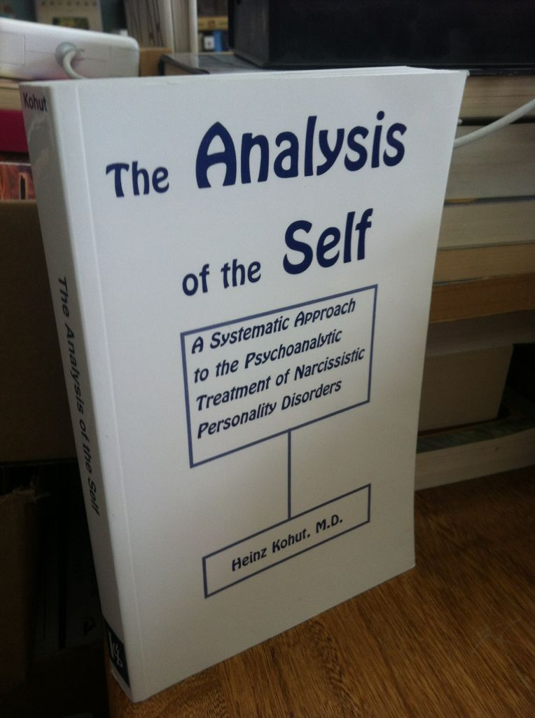 Image for Analysis of the Self: Systematic Approach to Treatment of Narcissistic Personality Disorders
