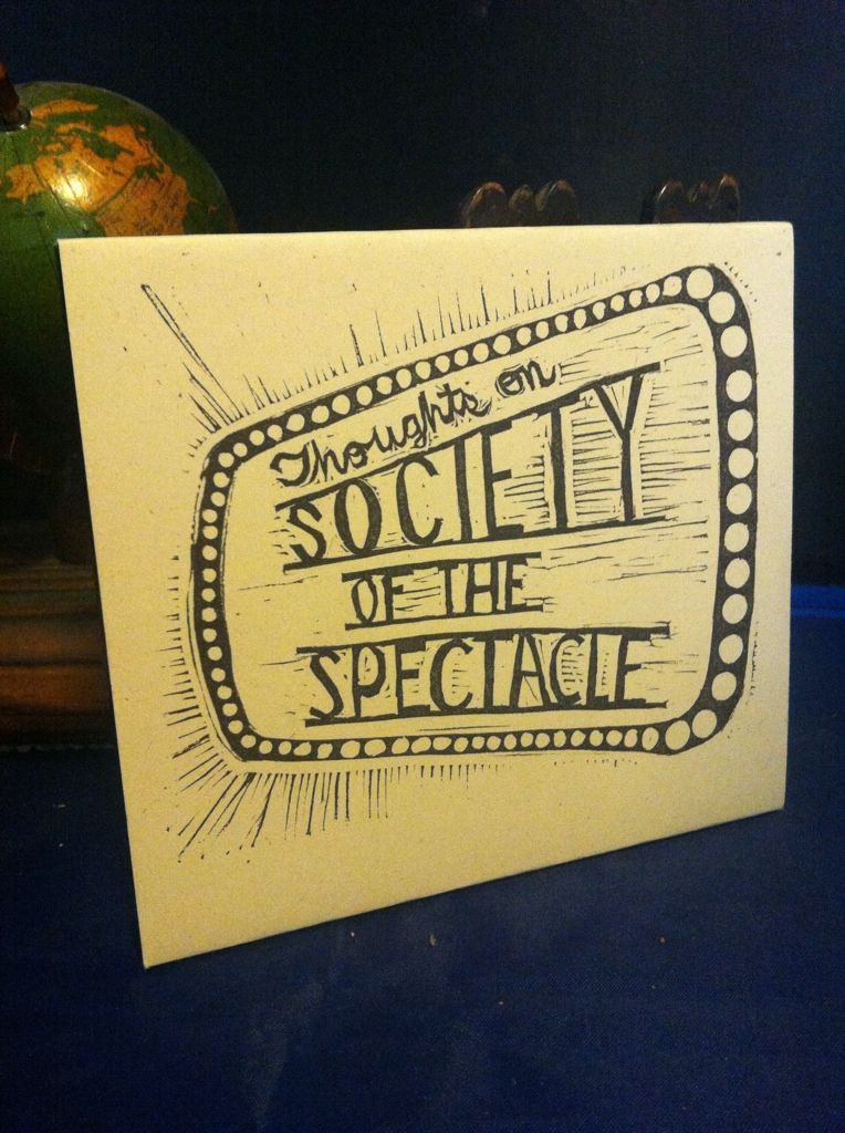 Image for Thoughts on Society of the Spectacle by n/a