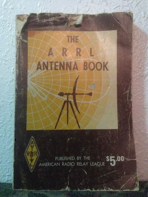 Image for The ARRL Antenna Book (The RAdio Amateur's Library, 18)