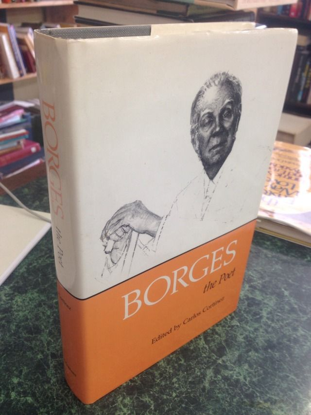Image for Borges the Poet