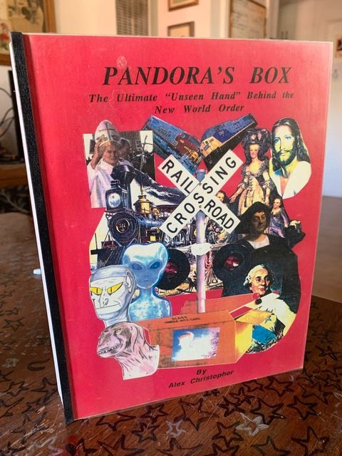 Image for Pandora's Box: The Ultimate 'Unseen Hand' Behind the New World Order