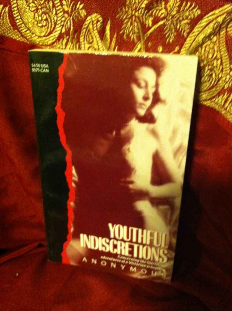 Image for Youthful Indiscretions by Anonymous