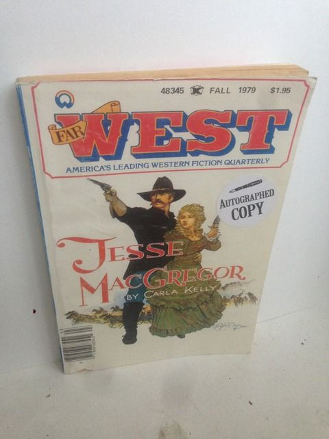 Image for Far West: America's Leading Western Fiction Monthly, Fall 1979