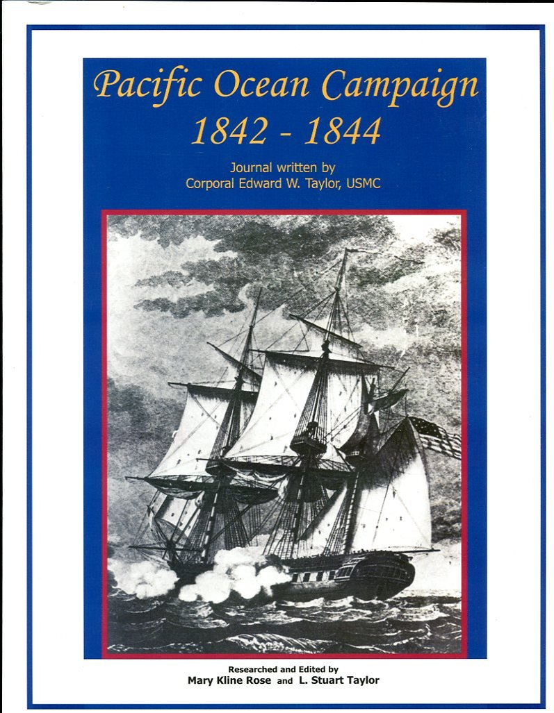 Image for Pacific Ocean Campaign 1842-1844