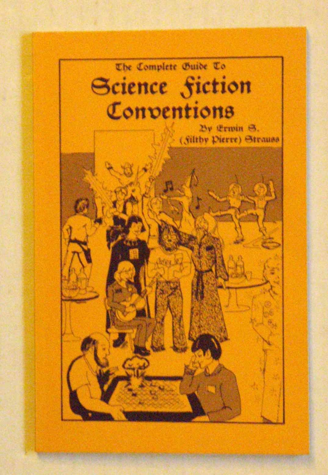 Image for Complete Guide to Science Fiction Conventions