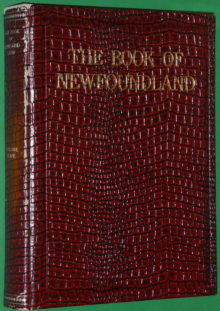 Image for The Book of Newfoundland Volume IV