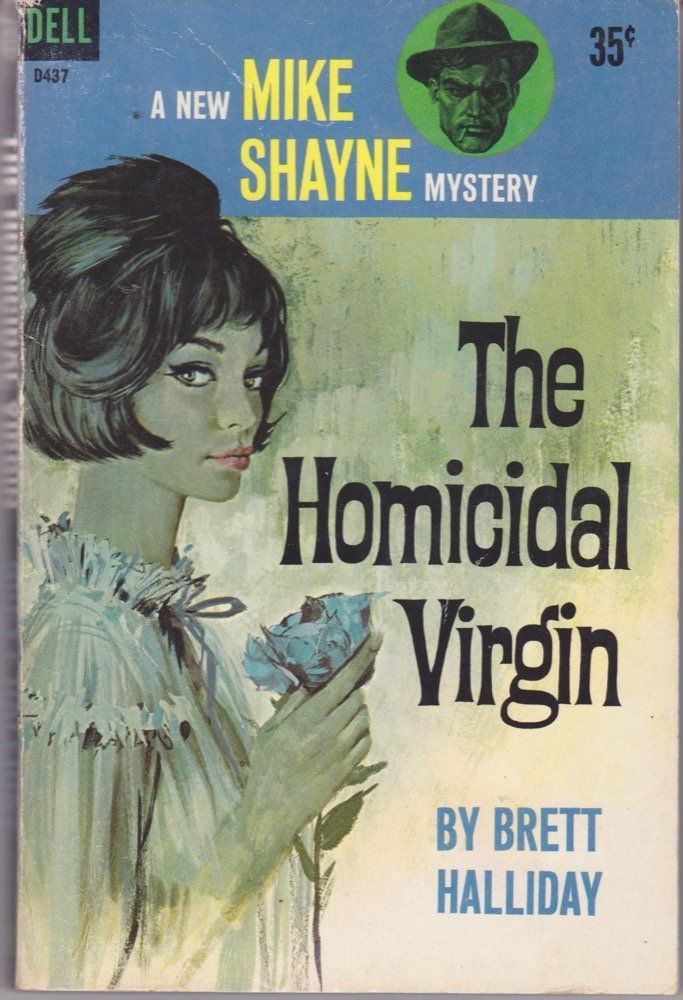 Image for Homicidal Virgin
