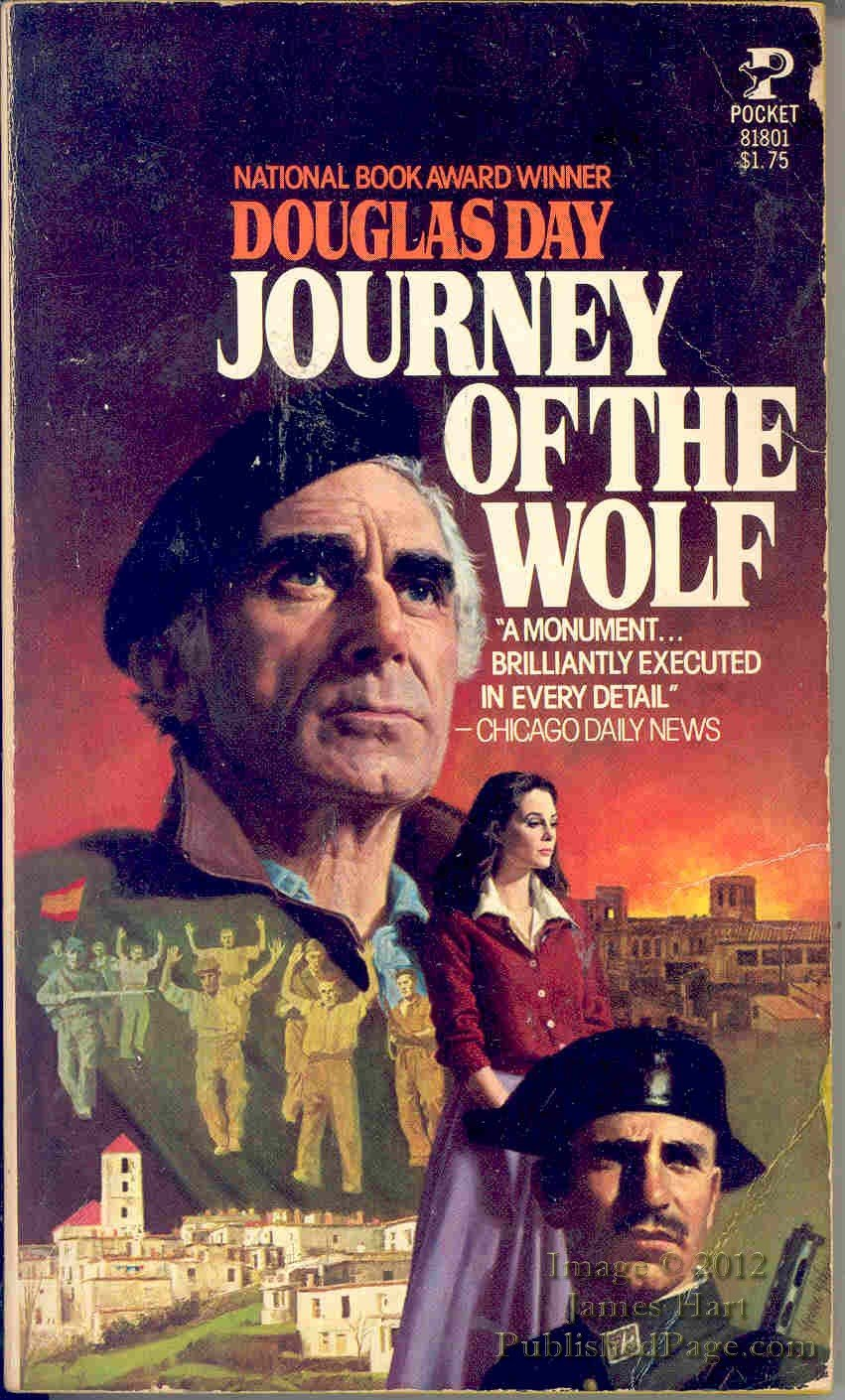 Image for Journey of the Wolf
