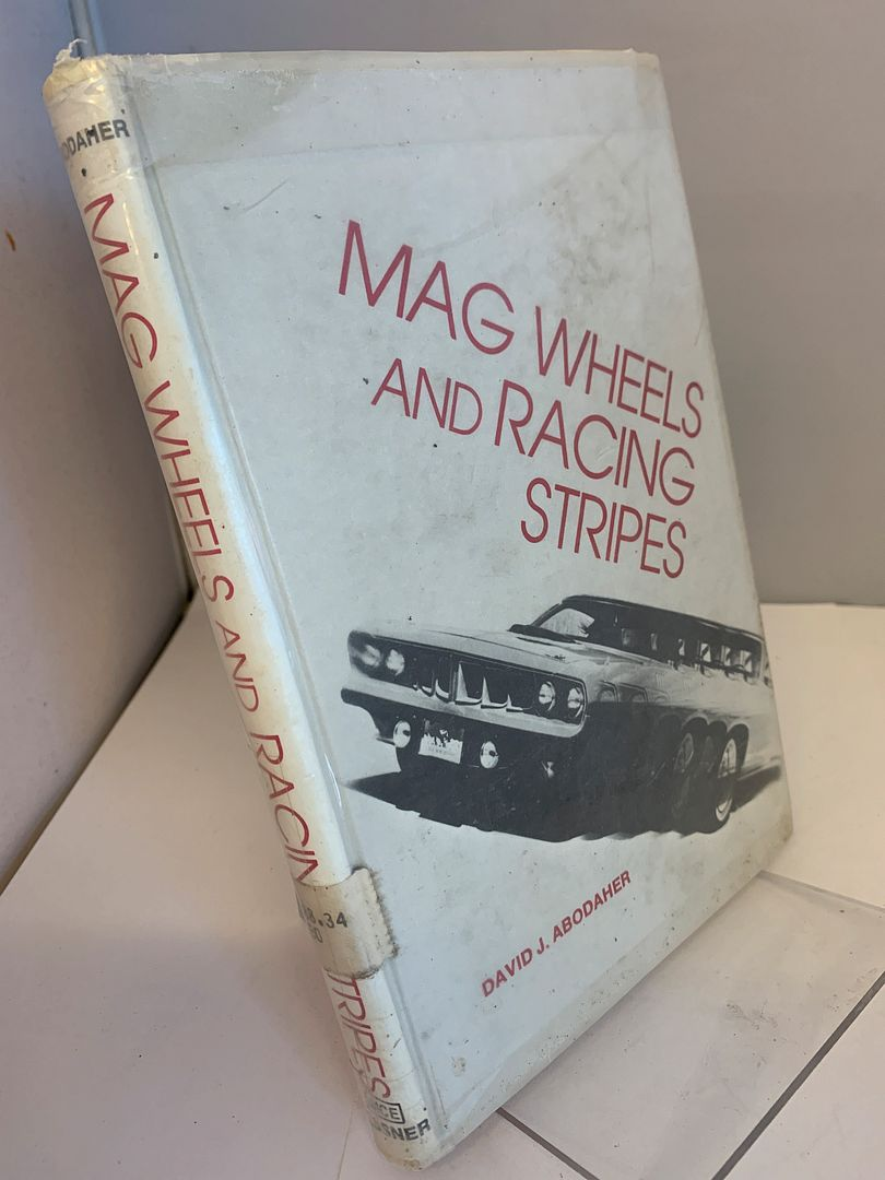 Image for Mag Wheels and Racing Stripes