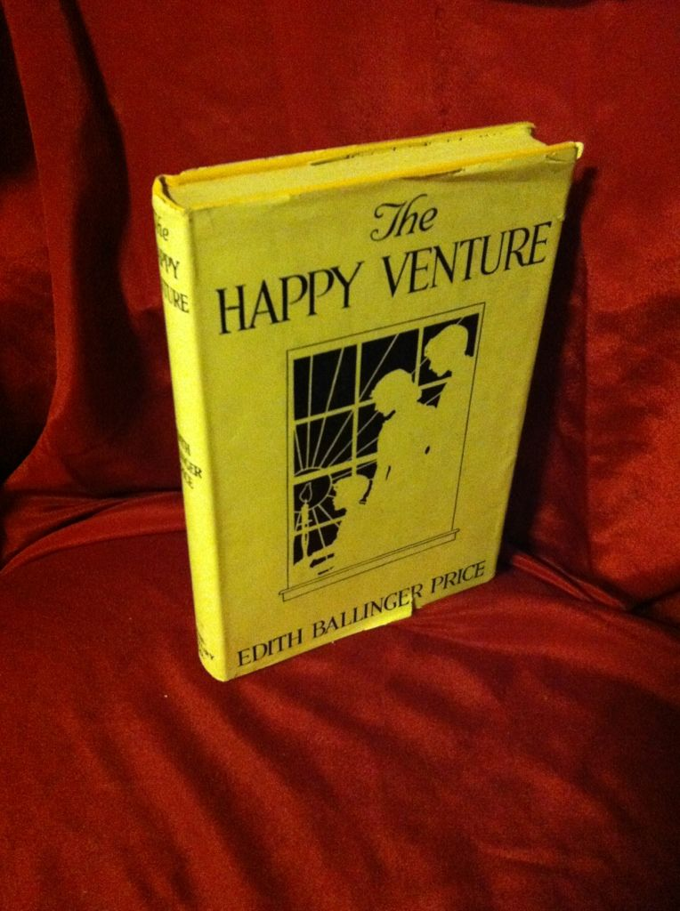 Image for The Happy Venture Illustrated by the author