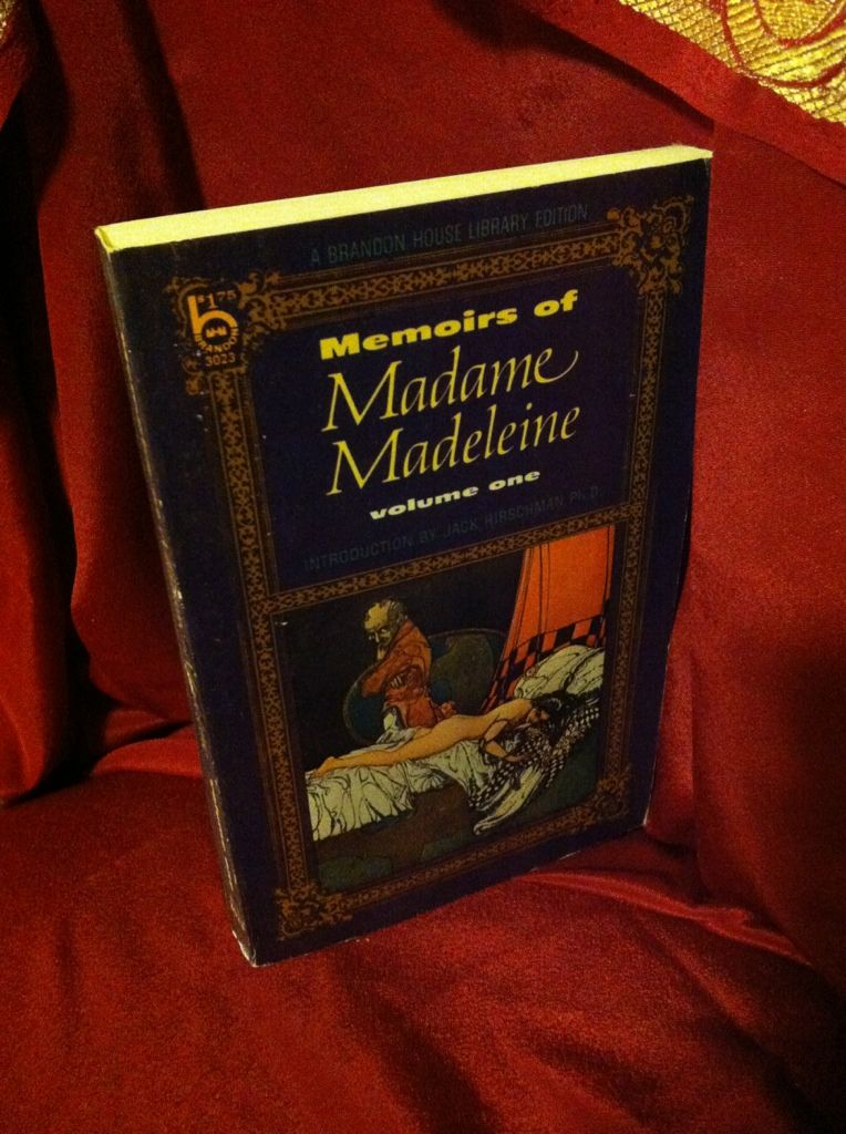 Image for Memoirs of Madame Madeleine Volume One by Anonymous