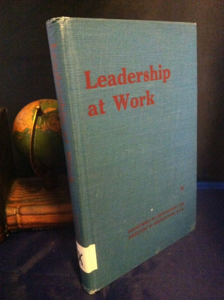 Image for Leadership at Work, Fifteenth Yearbook