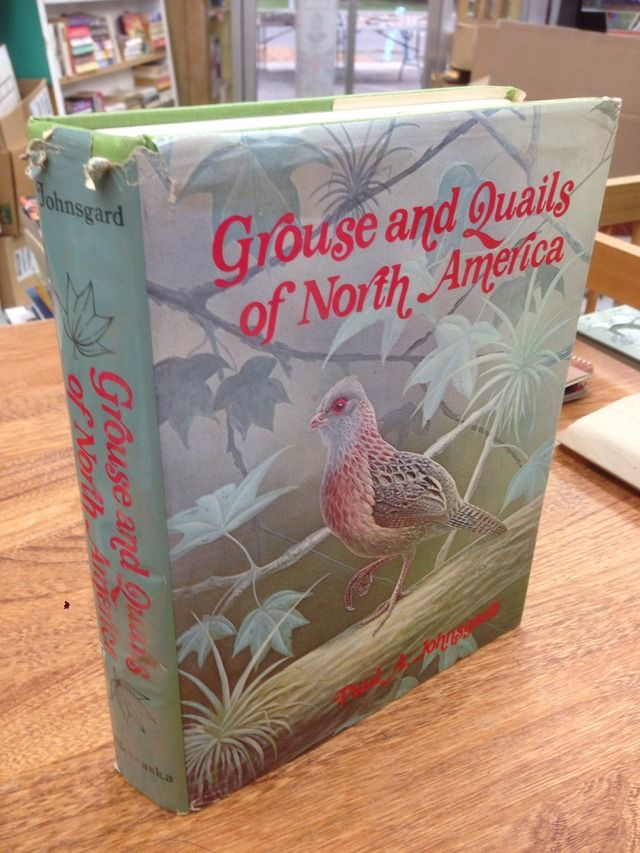 Image for Grouse and Quails of North America
