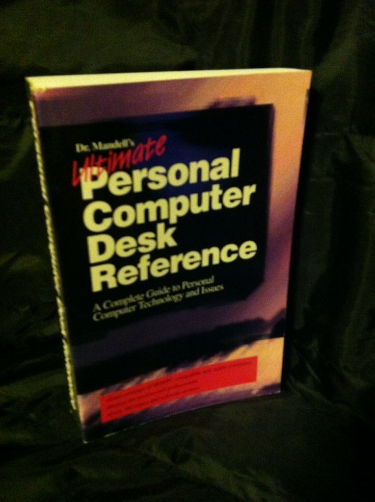 Image for Dr. Mandell's Ultimate Personal Computer Desk Reference