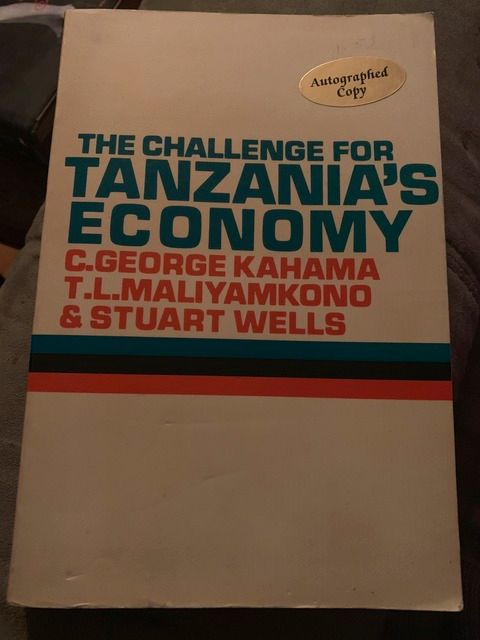 Image for The challenge for Tanzania's economy