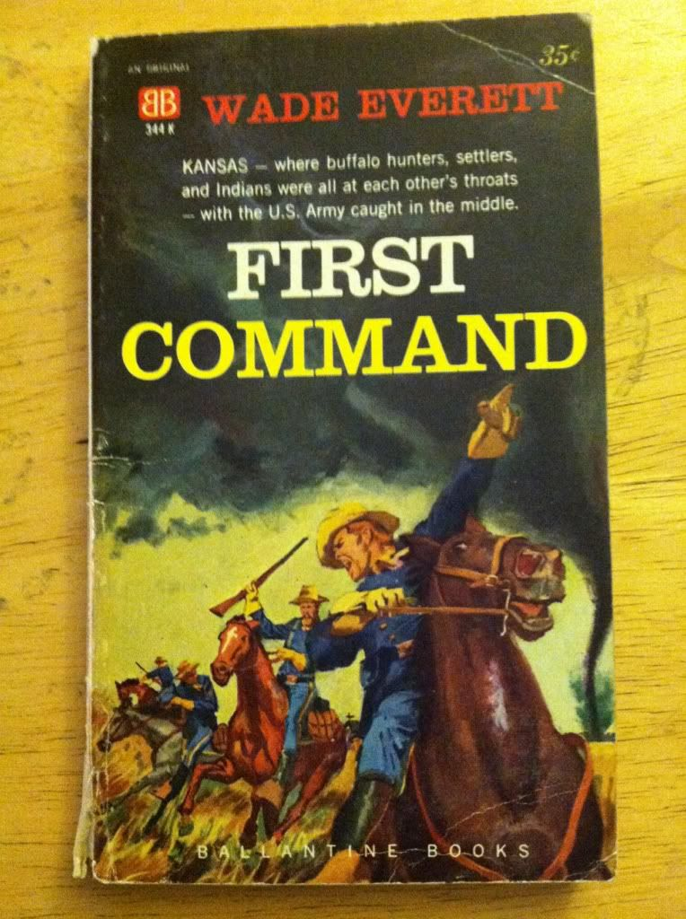 Image for First Command