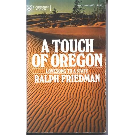 Image for A Touch of Oregon: Lovesong to a State