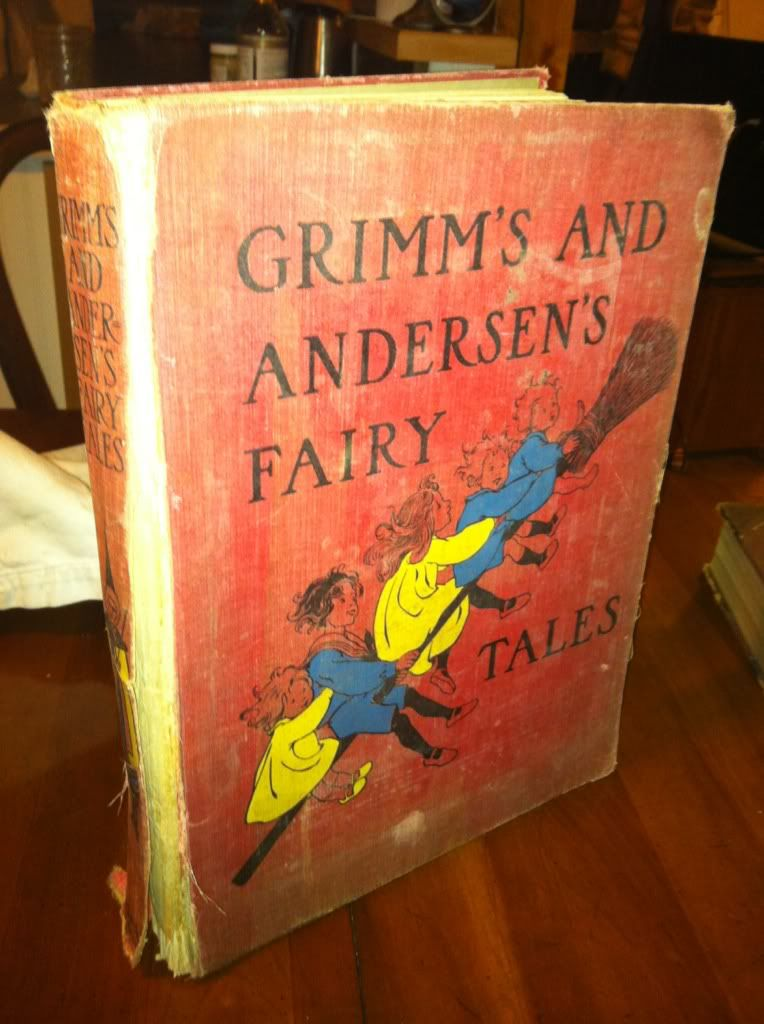 Image for Grimm's and Hans Andersen's Fairy Tales Selected and Edited for Little Folk