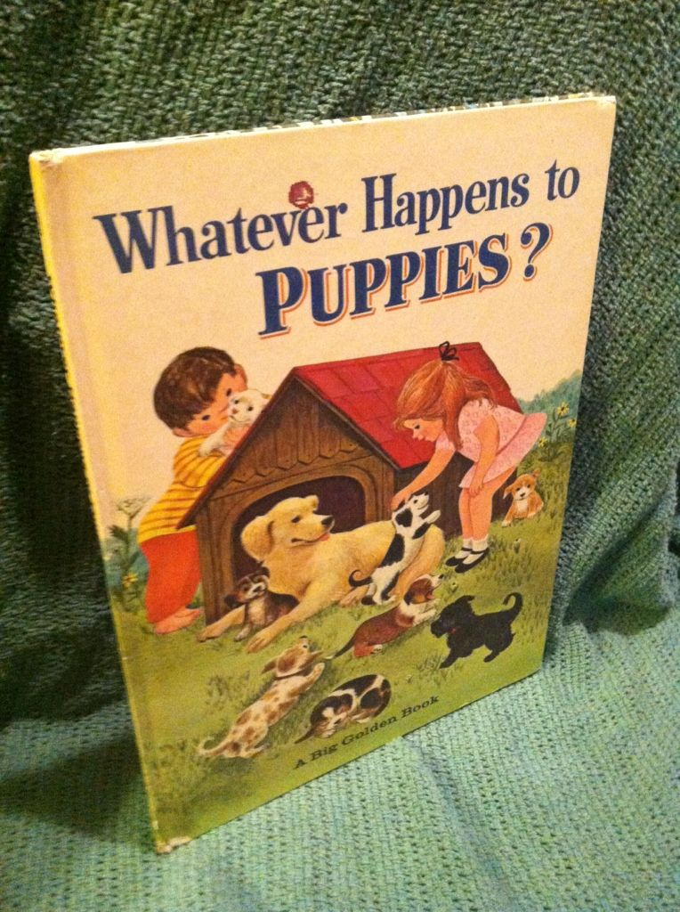 Image for Whatever happens to puppies?