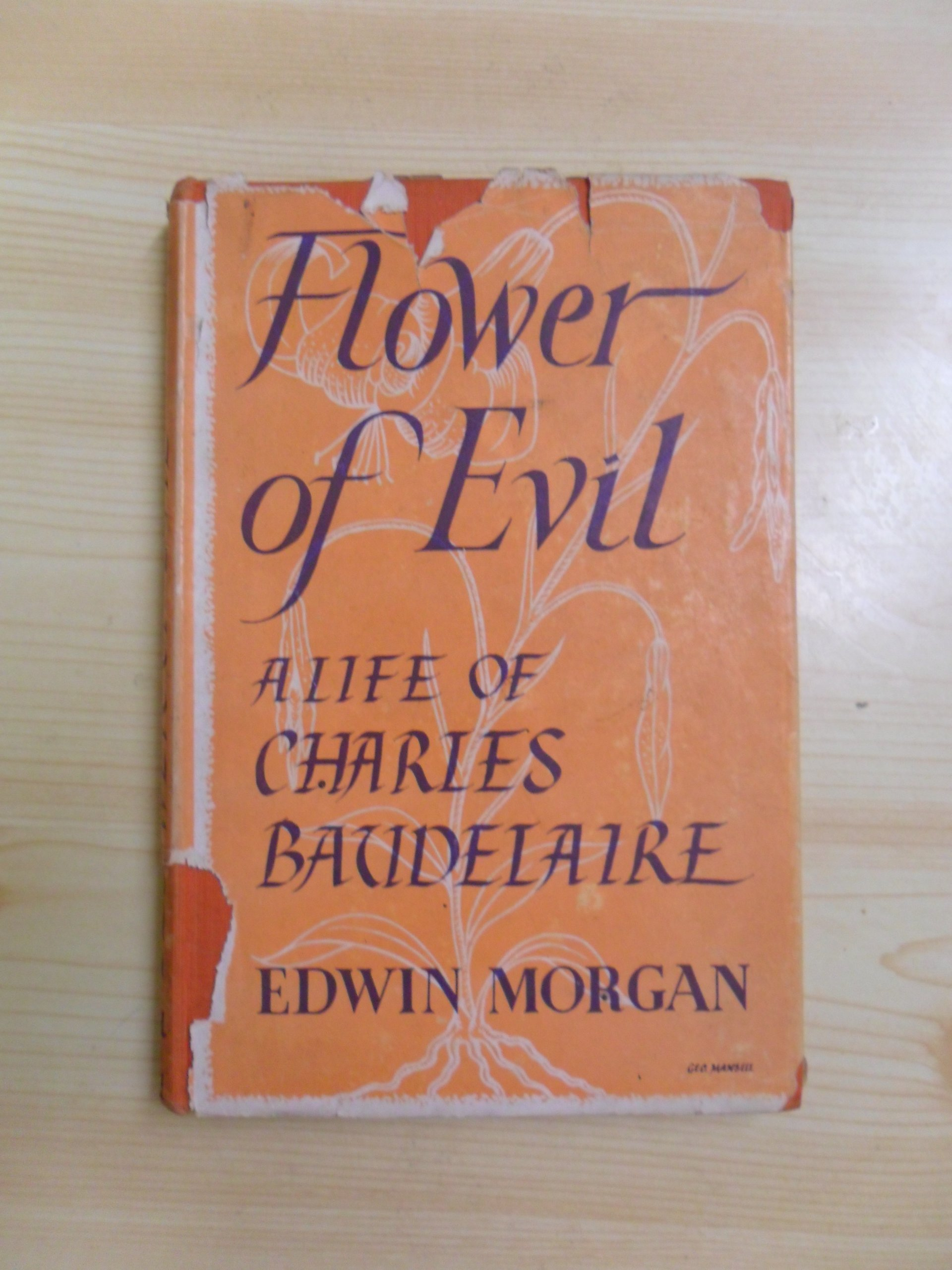 Image for FLOWER OF EVIL