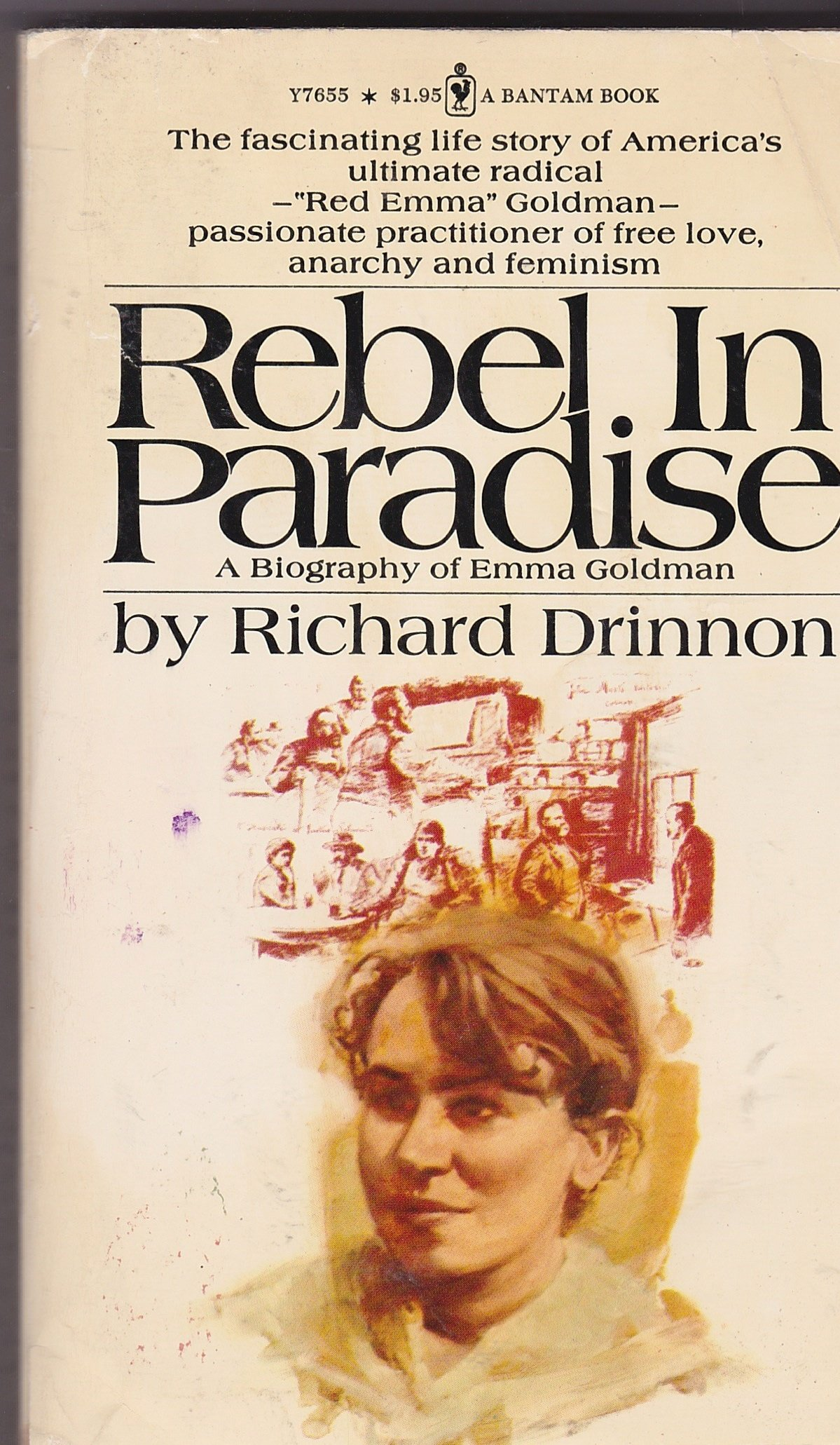 Image for Rebel In Paradise: A Biography of Emma Goldman