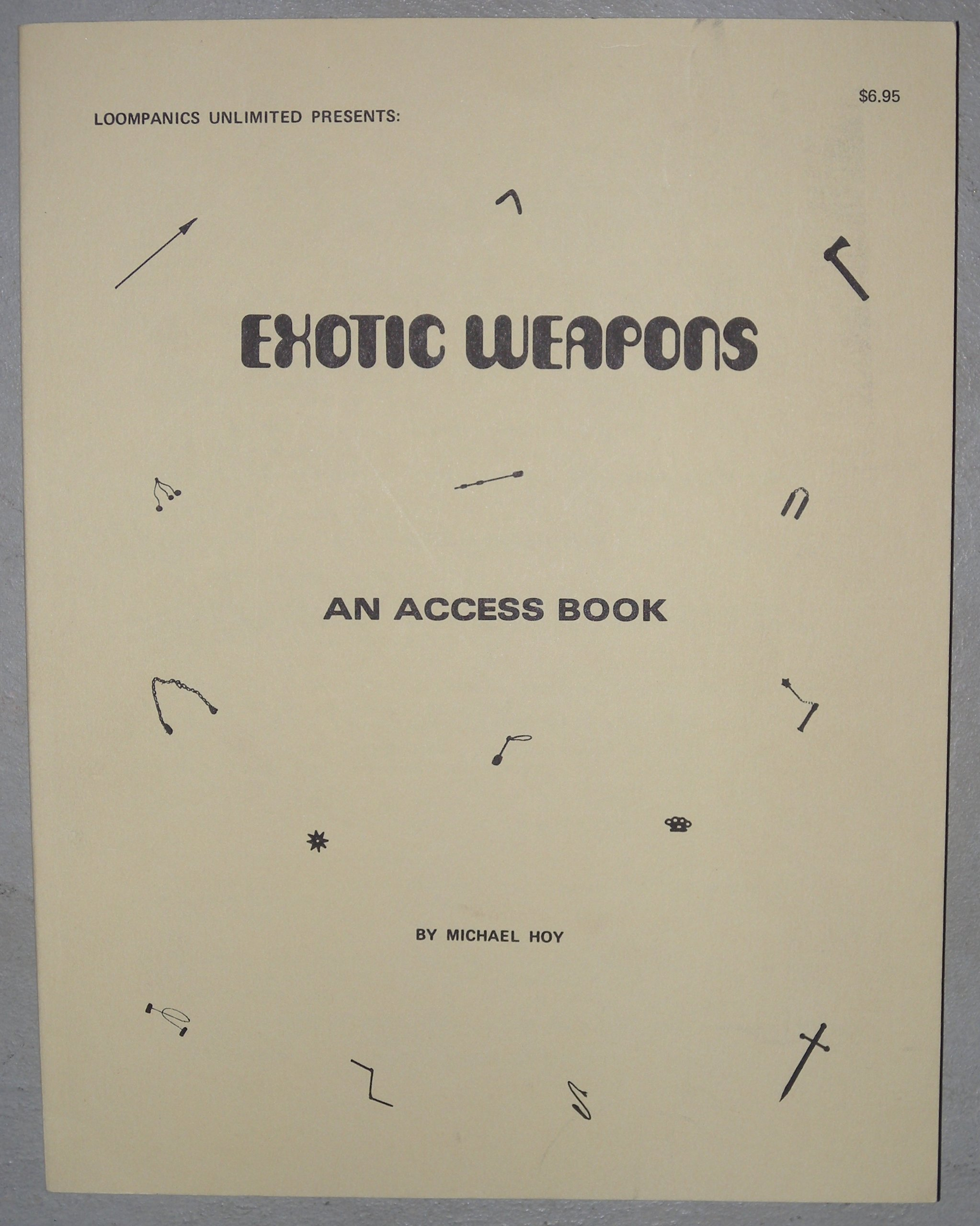 Image for Exotic Weapons: An Access Book