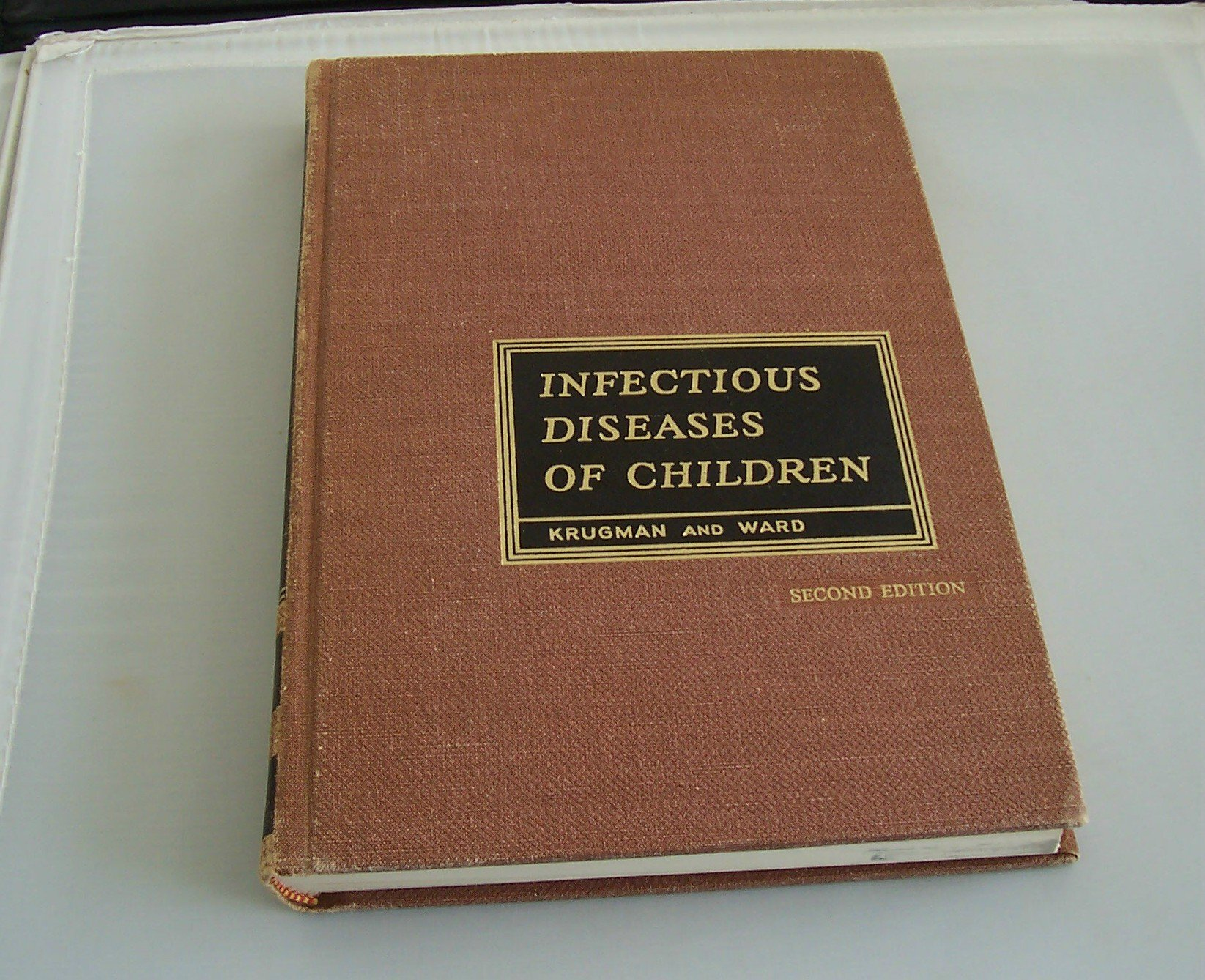 Image for Infectious Diseases of Children