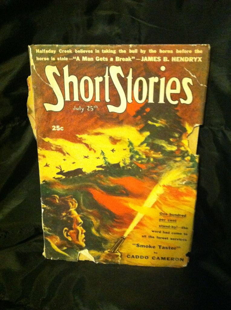 Image for Short Stories, a Man's Magazine, July 25th, 1945