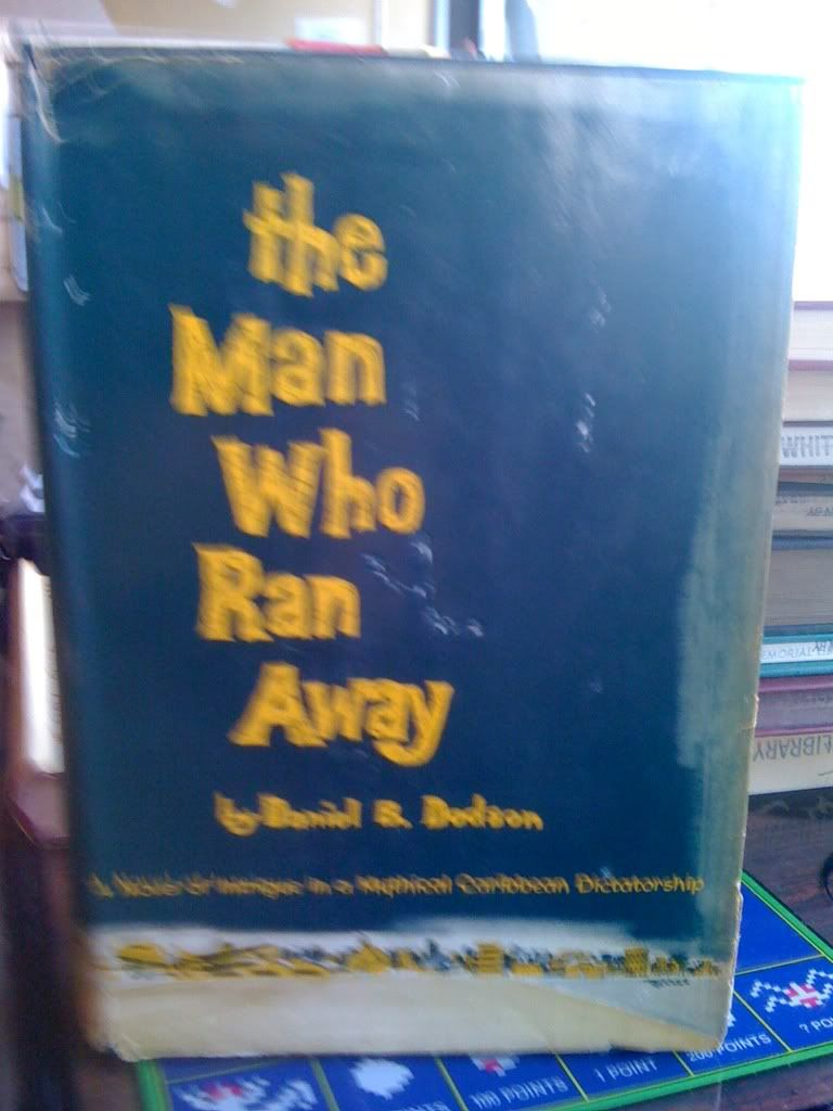 Image for The Man Who Ran Away