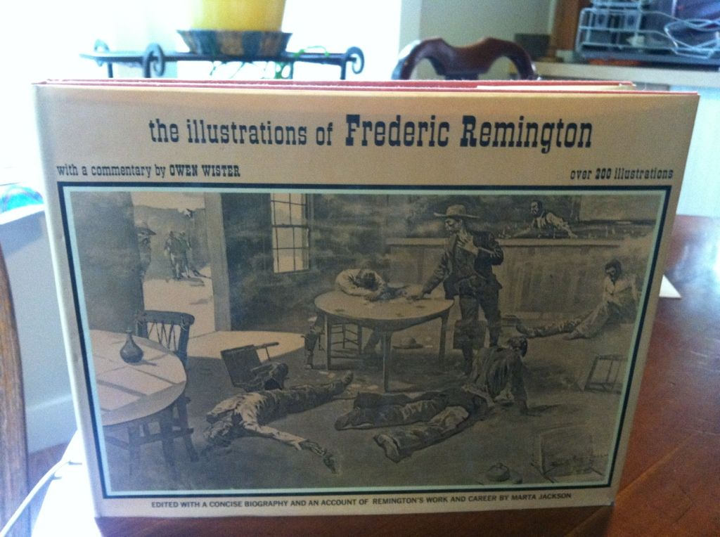 Image for The Illustrations of Frederic Remington