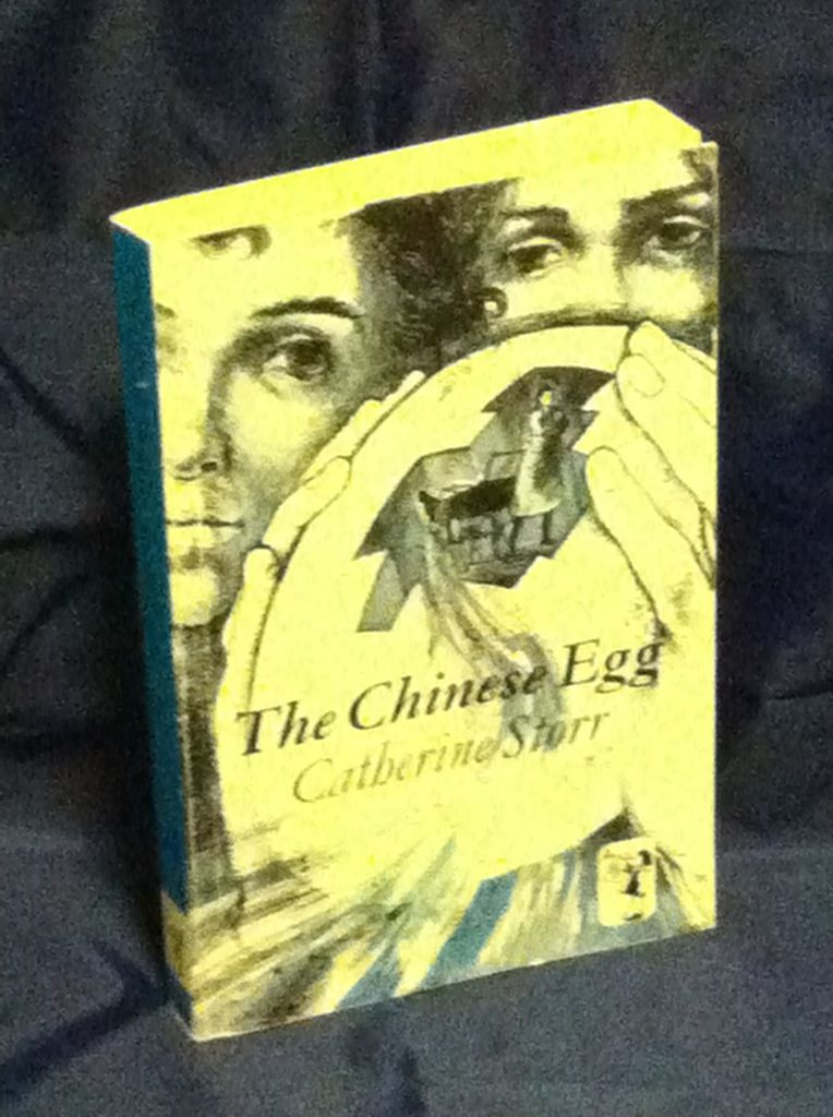 Image for The Chinese Egg (Fanfare)