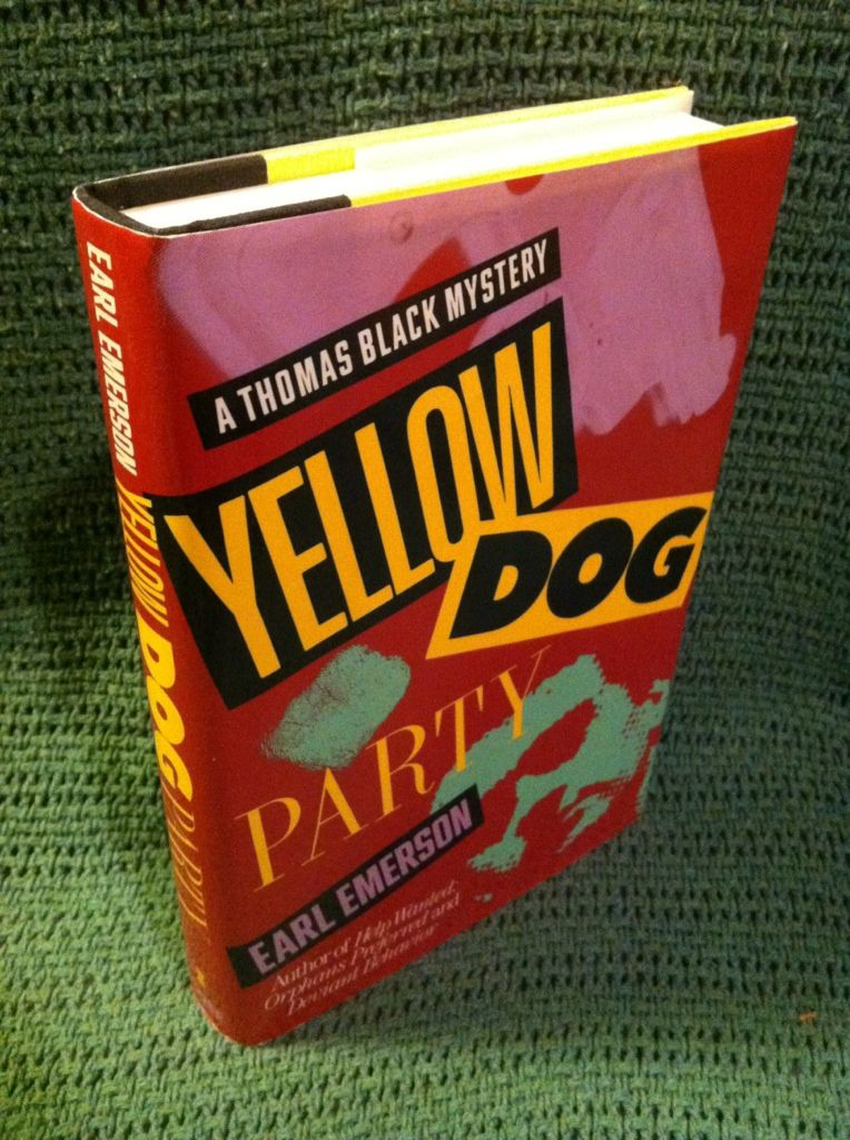 Image for Yellow Dog Party: A Thomas Black Mystery
