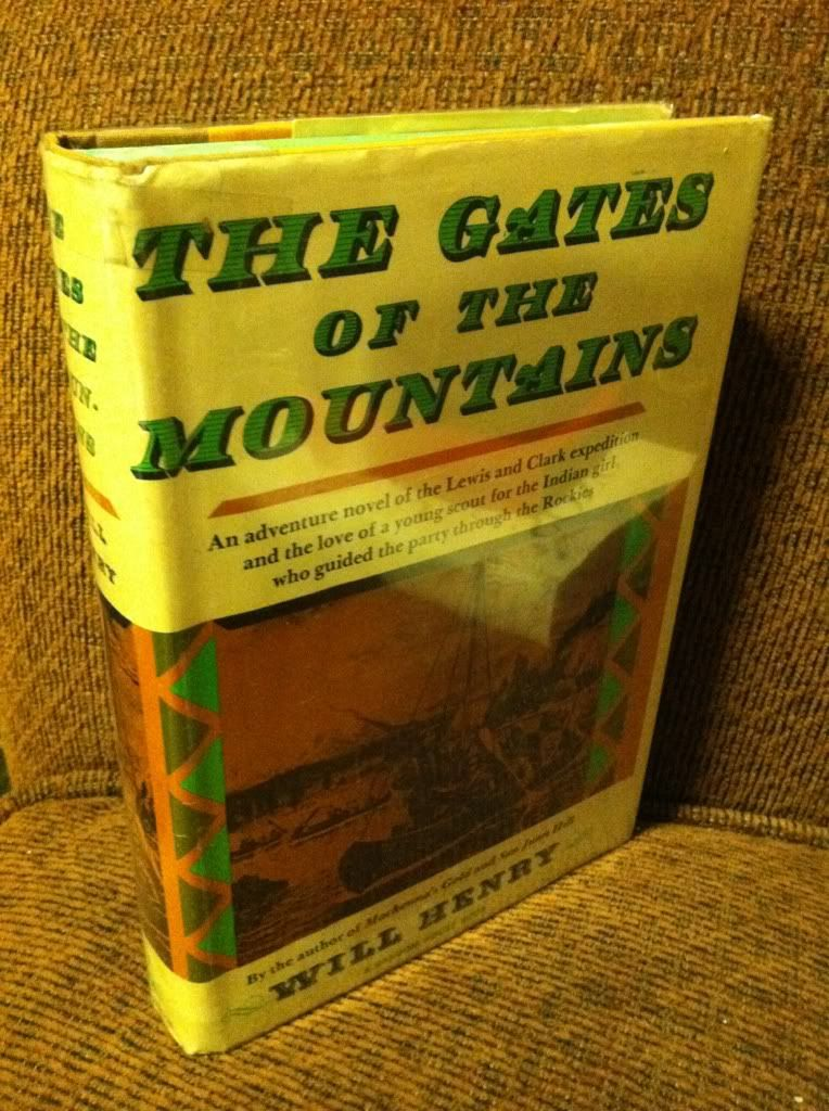Image for The Gates of the Mountains by Henry, Will