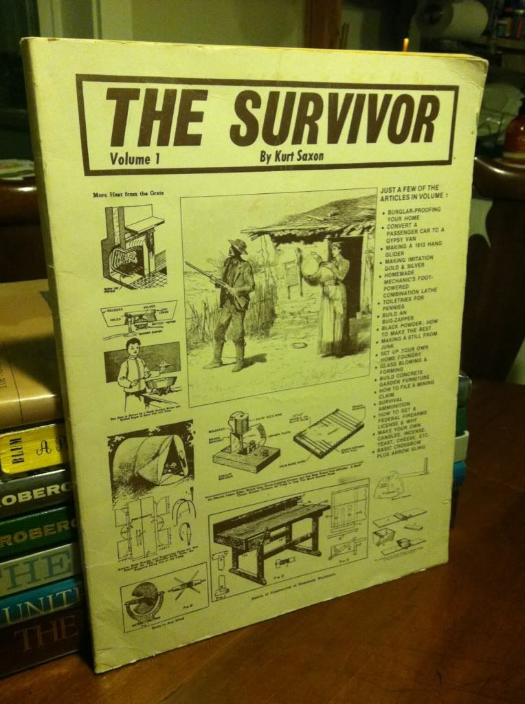 Image for The Survivor Volume 1, Issues 1-12 1976