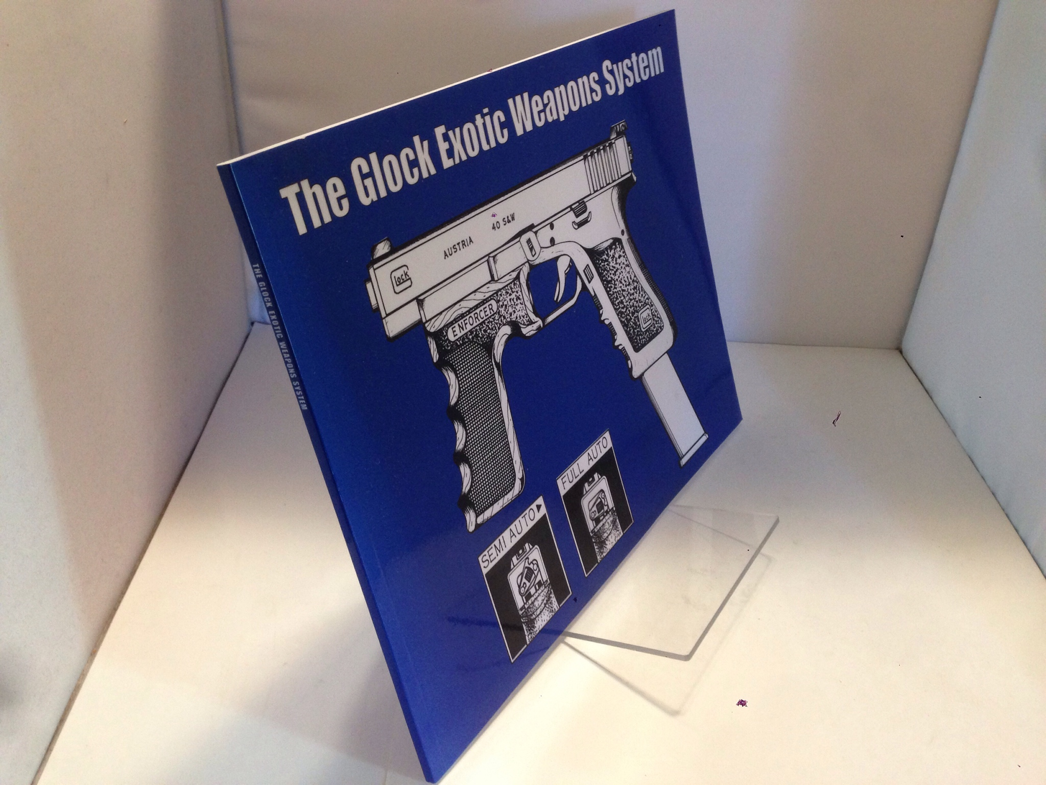 Image for The Glock Exotic Weapons System
