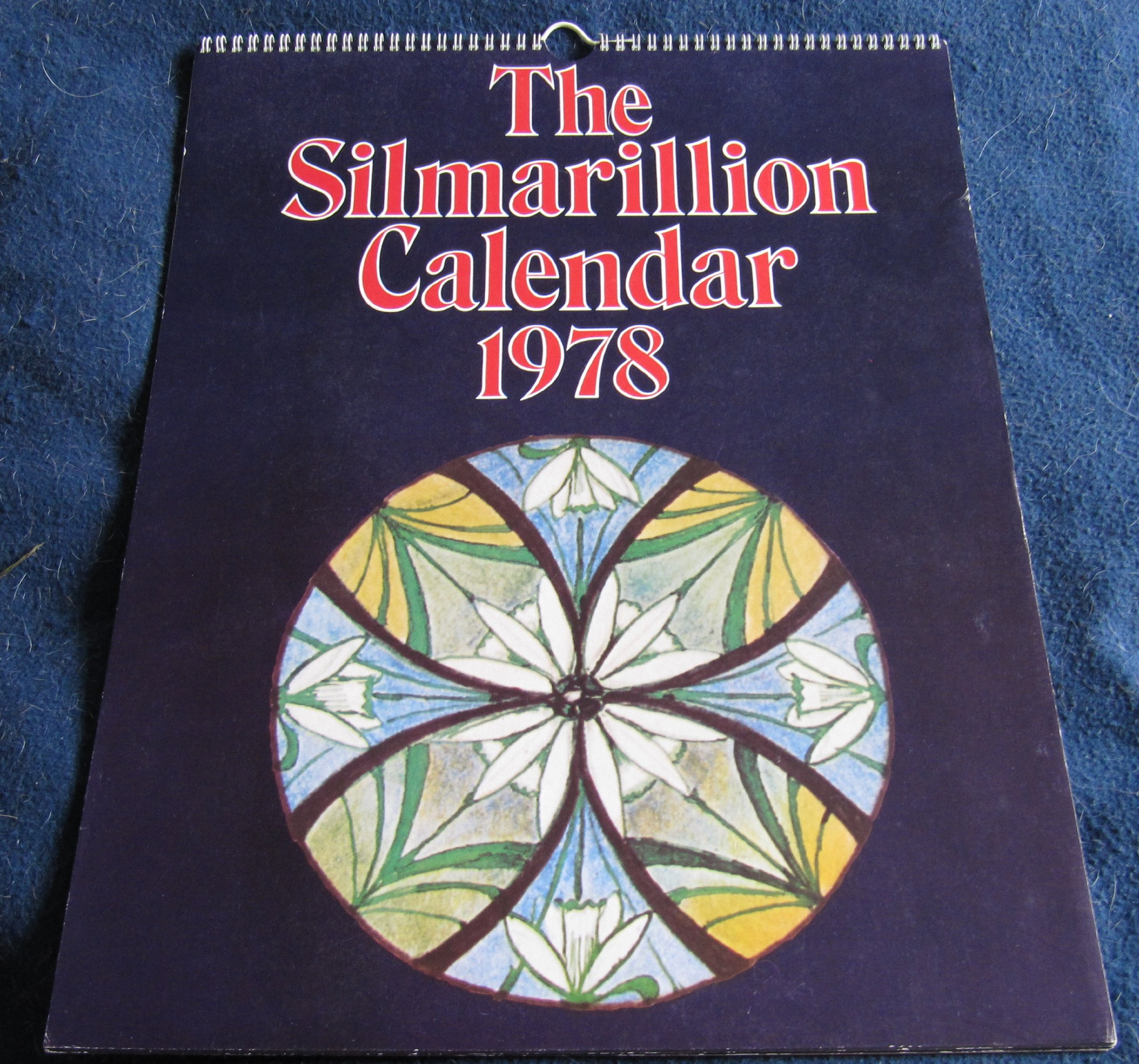Image for The Silmarillion Calendar 1978