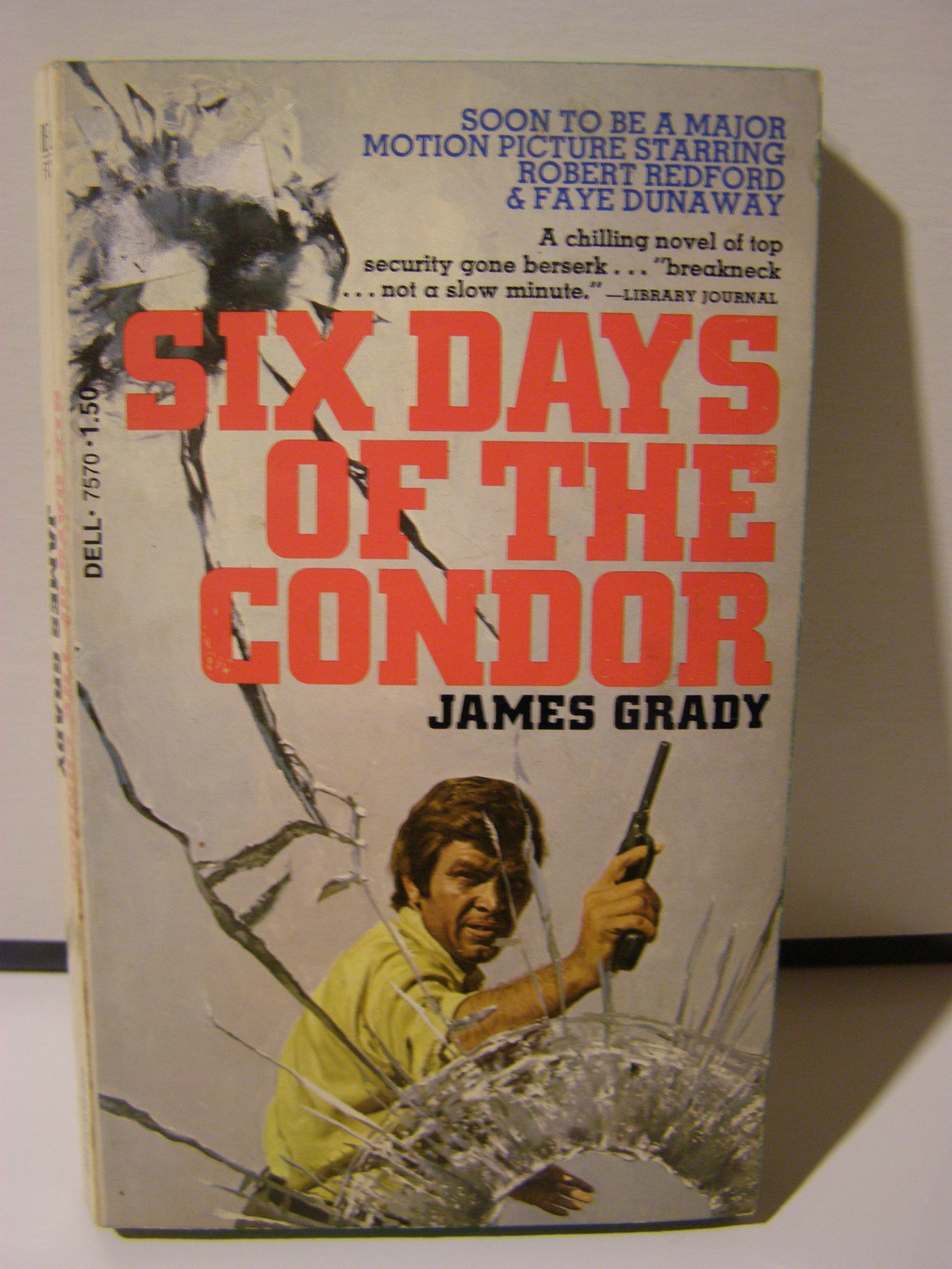 Image for Six Days of the Condor