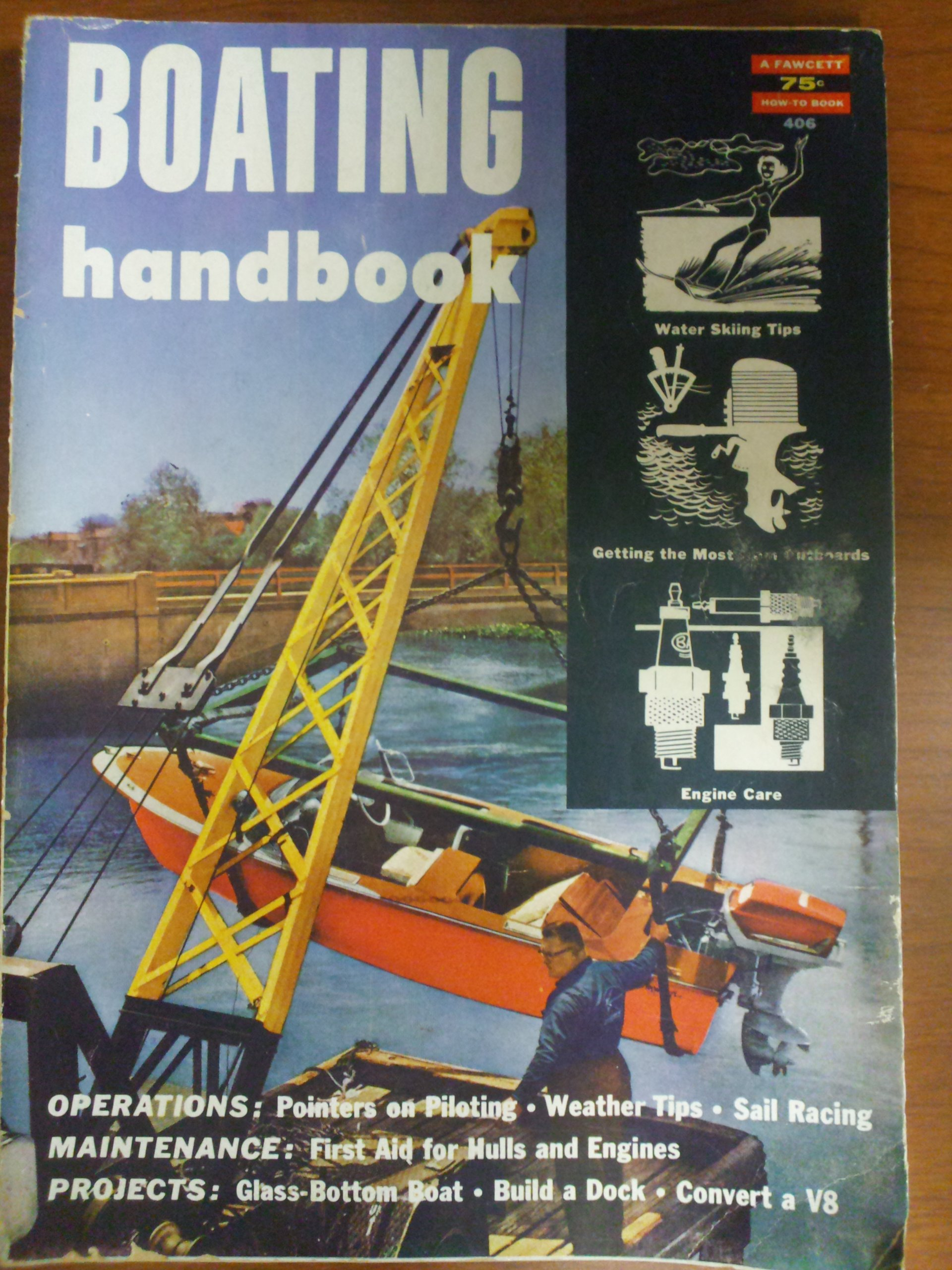 Image for Boating handbook (Fawcett publications;no.406)