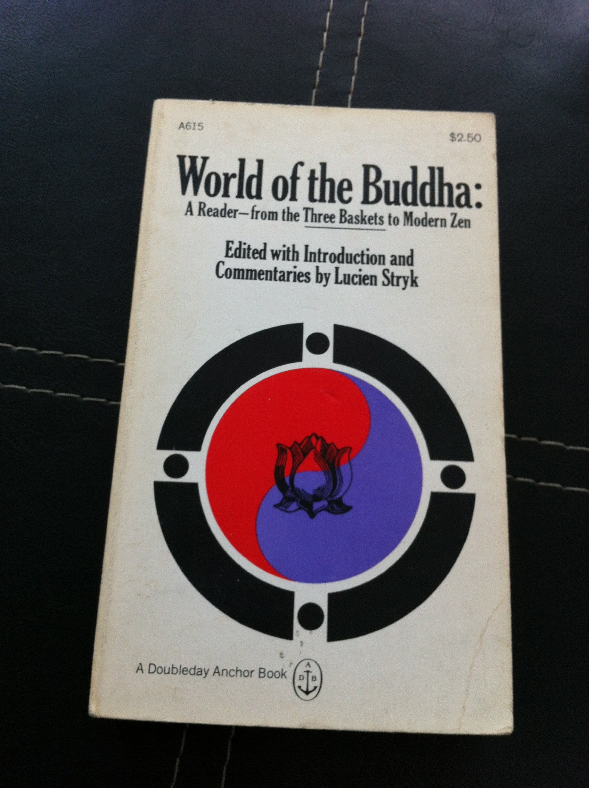 Image for World of the Buddha: A Reader,