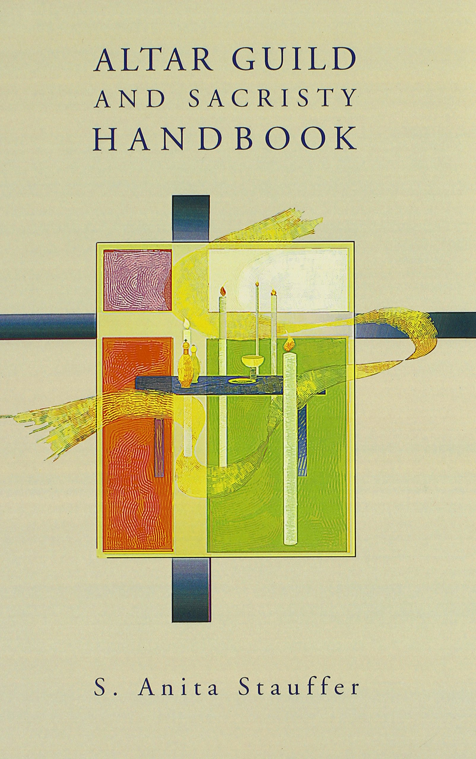 Image for Altar Guild and Sacristy Handbook