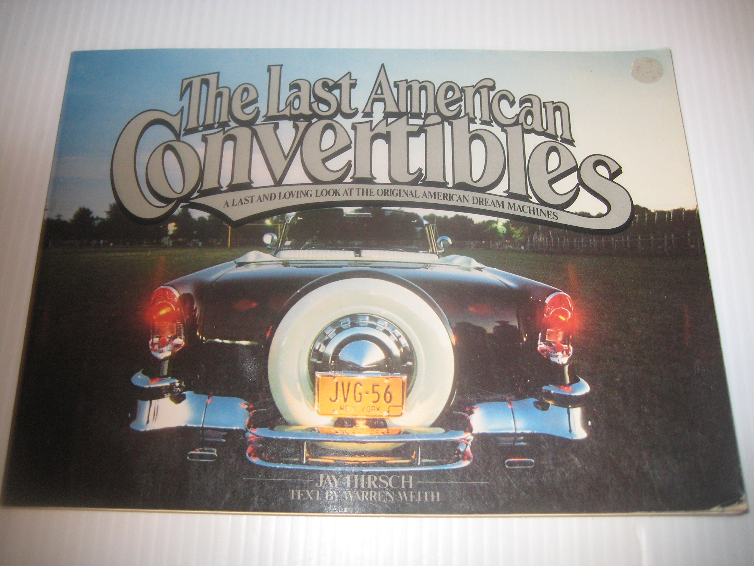 Image for The Last American Convertibles