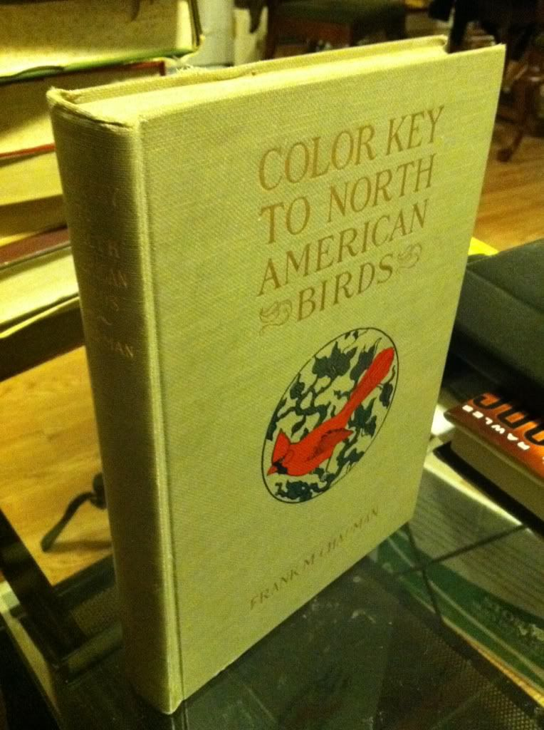 Image for Color Key to North American Birds. With Bibliographic Appendix. With upward of 800 drawings by Chester A. Reed. Revised edition