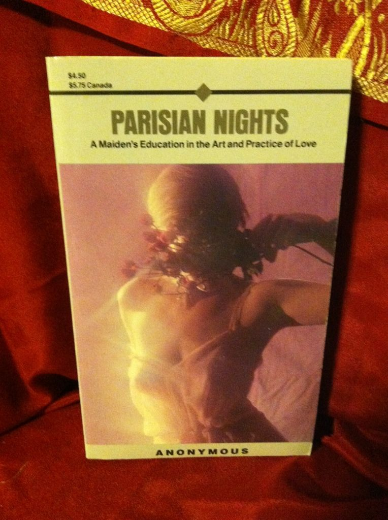 Image for Parisian Nights by Anonymous