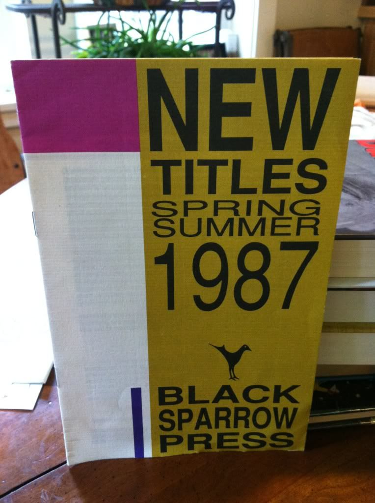Image for NEW TITLES. Spring Summer 1987.