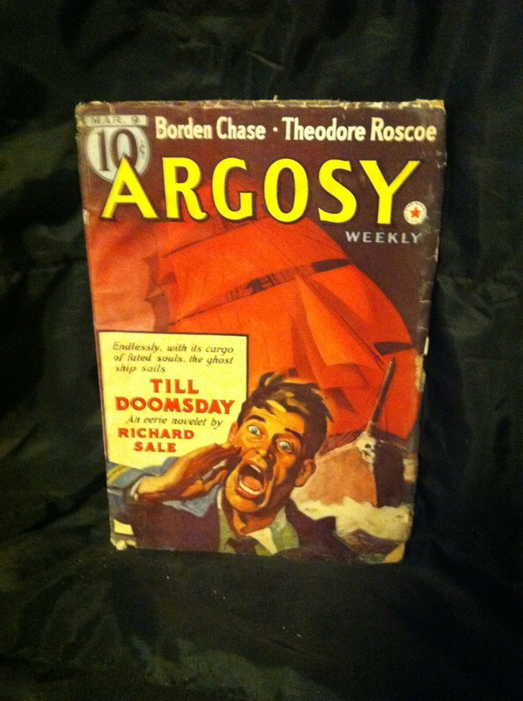 Image for ARGOSY MARCH 9, 1940 VOLUME 297 NUMBER 4