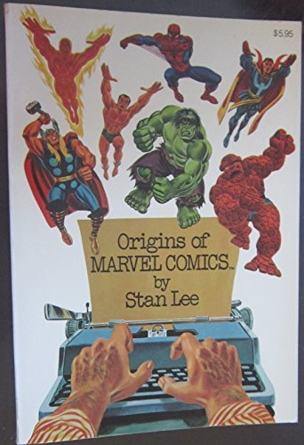 Image for Origins of Marvel Comics