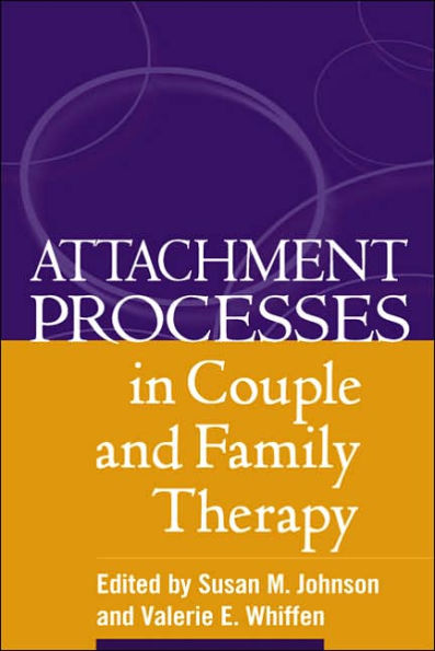 Image for Attachment Processes in Couple and Family Therapy